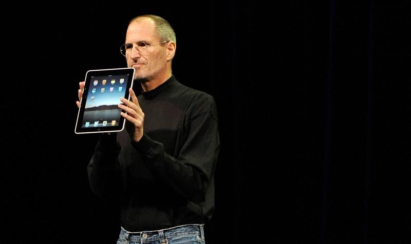 Het geheim achter Steve Jobs' presentaties