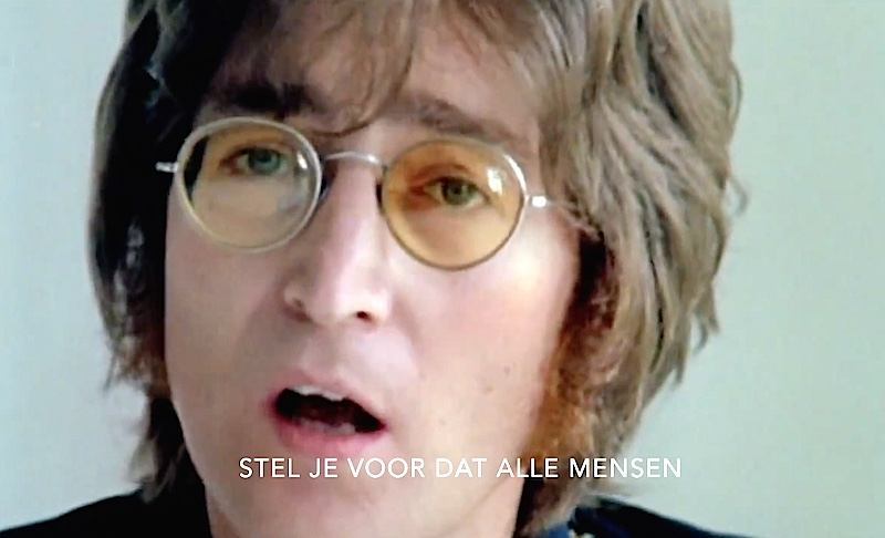 Waarom John Lennon een verdomd goede copywriter was
