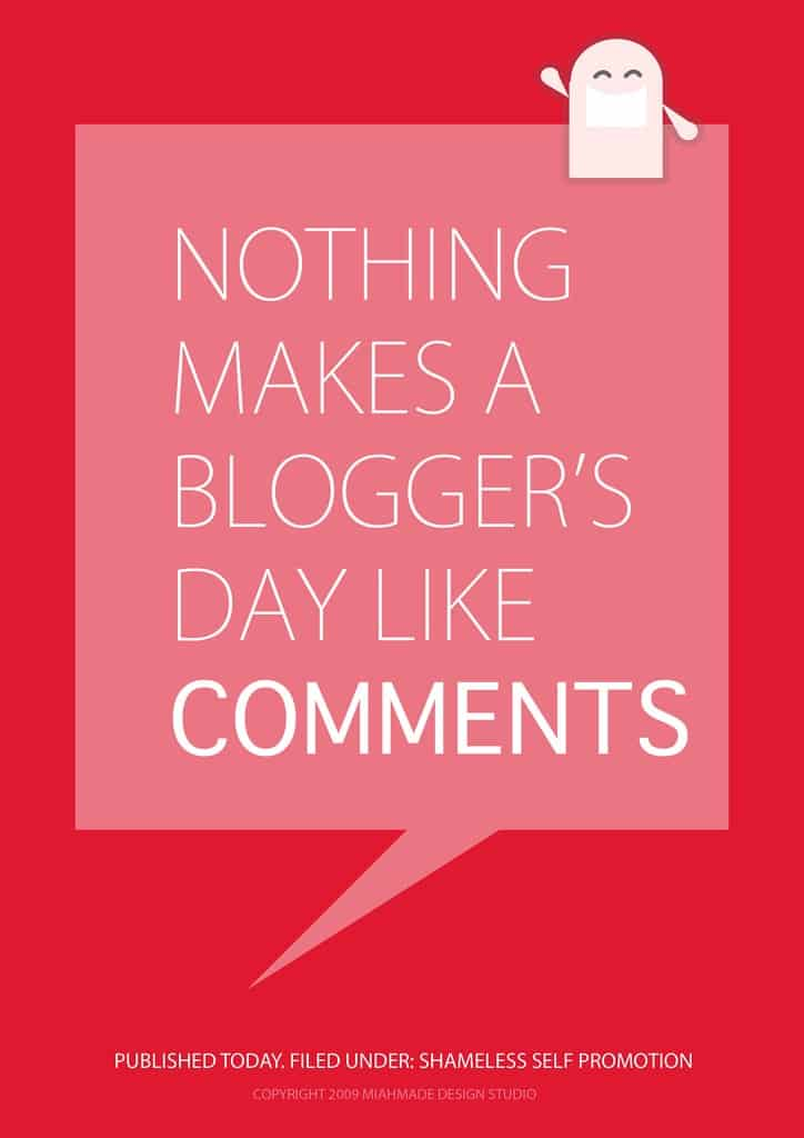 6 eenvoudige manieren om meer reacties op je blogs te krijgen