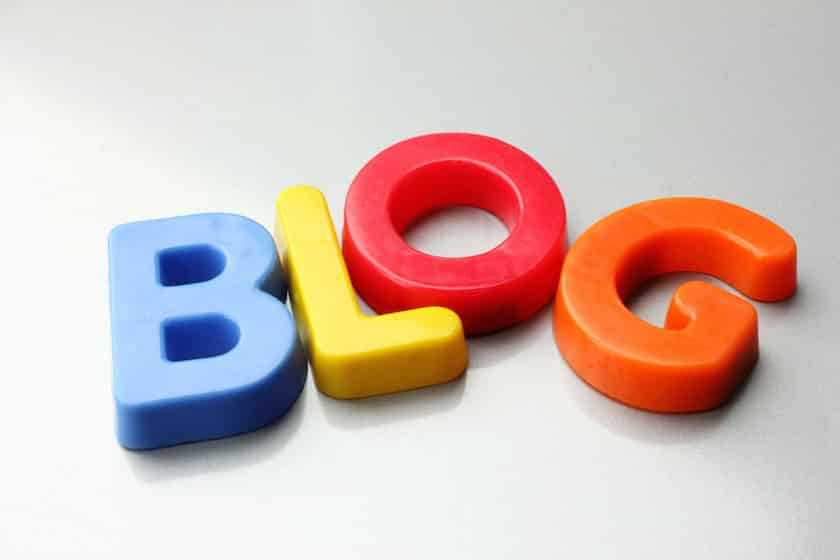 De resultaten van een halfjaar bloggen