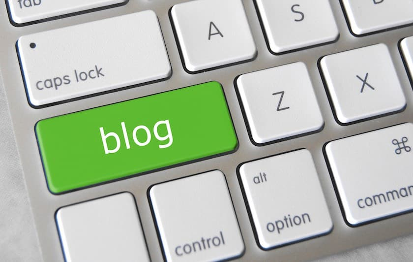 De resultaten van een jaar bloggen