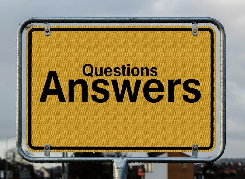 Een goed blog beantwoordt vragen