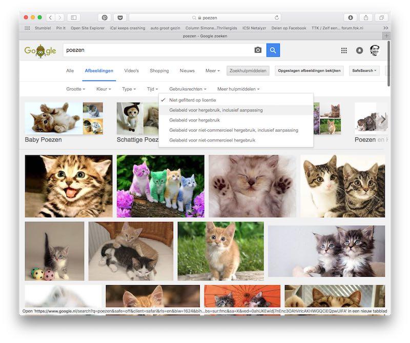 afbeeldingen op je website gebruiken