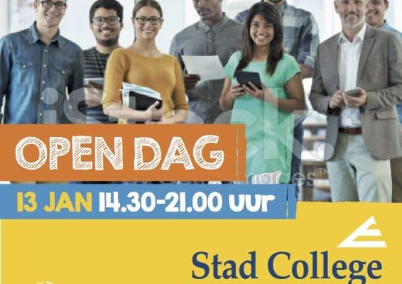Stad College: aanscherping positionering school