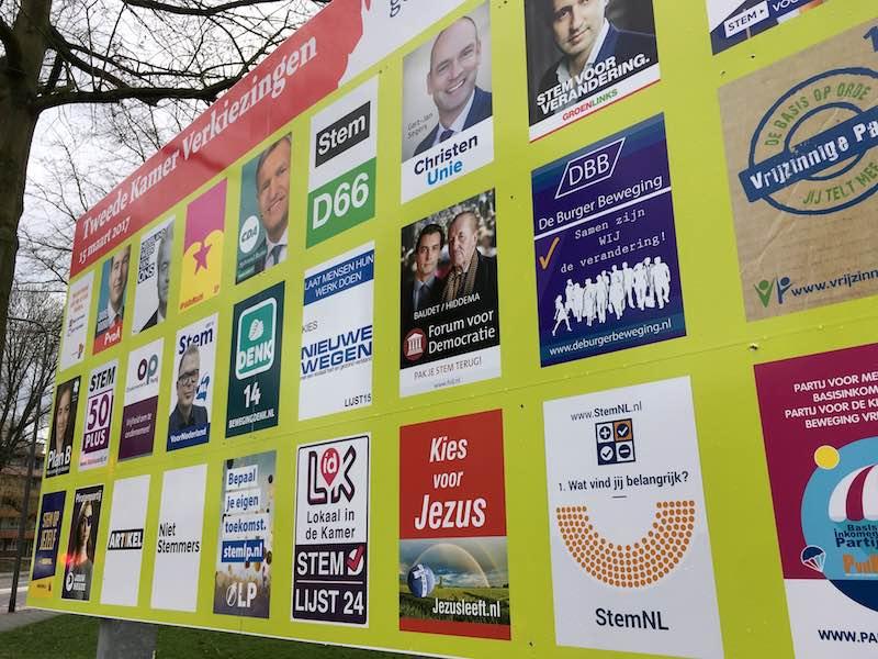 Verkiezing van de beste verkiezingsslogans