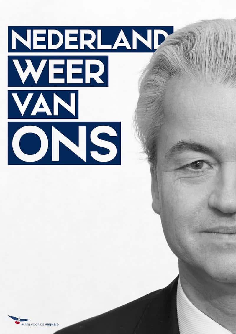 nederland weer van ons