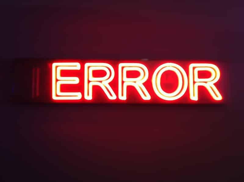 29 dodelijke SEO-fouten die je in 2019 niet meer mag maken