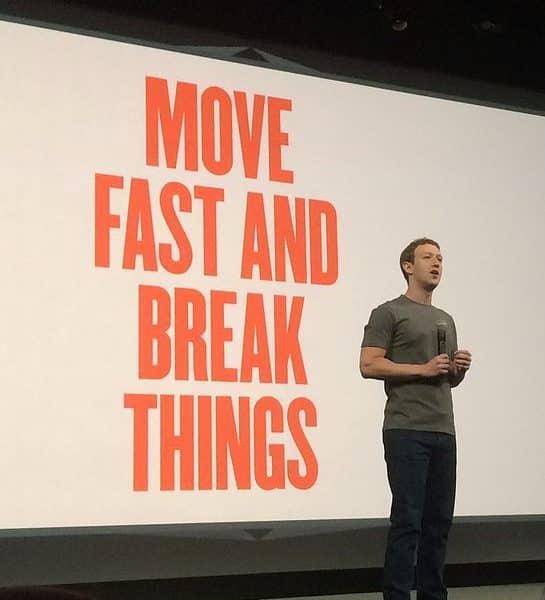 Het geheim van de snelle groei van Facebook