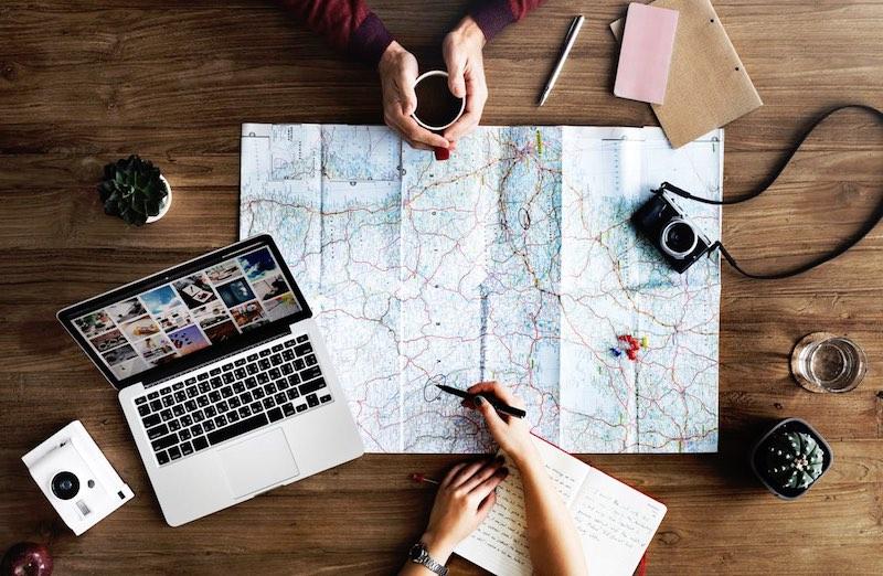 Populair: bloggen over reizen