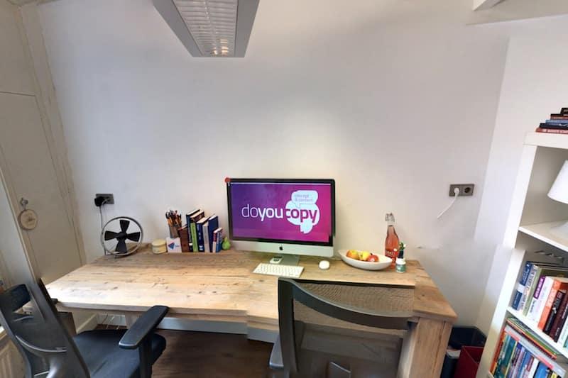 het nieuwe kantoor van doyoucopy in 's-heerenberg