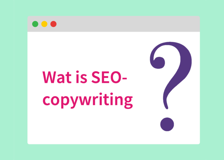 Wat is SEO-copywriting?