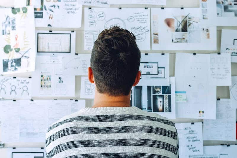 Ga lekker brainstormen voor de beste blog-ideeën