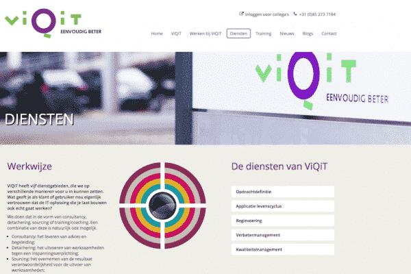 SEO-webteksten voor de IT