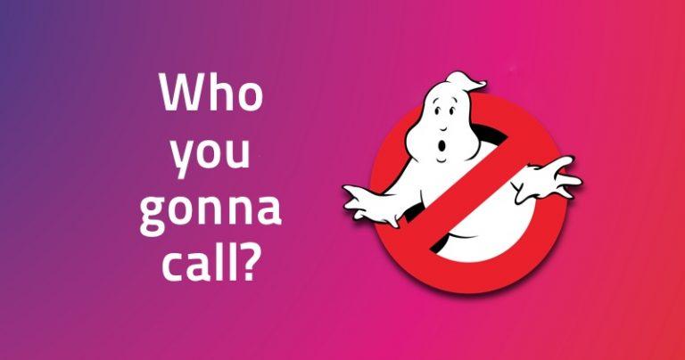 Wat is een ghostblogger?