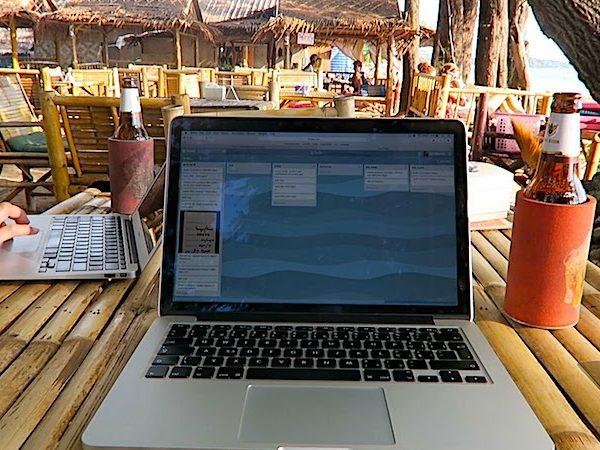 Op vakantie als freelancer: 9 scenario's