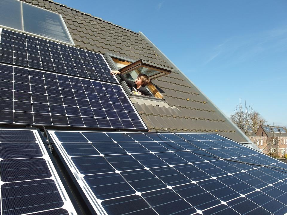 Passief inkomen zonnepanelen