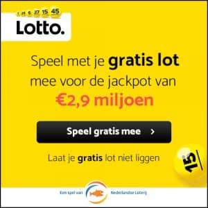 Gratis! Gratis! Gratis! Lotto heeft het begrepen