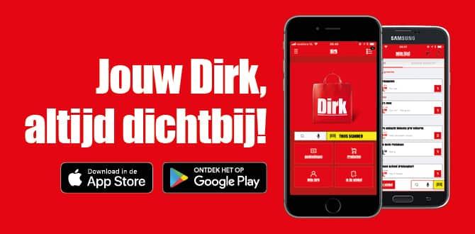 Dirk zegt 'je'