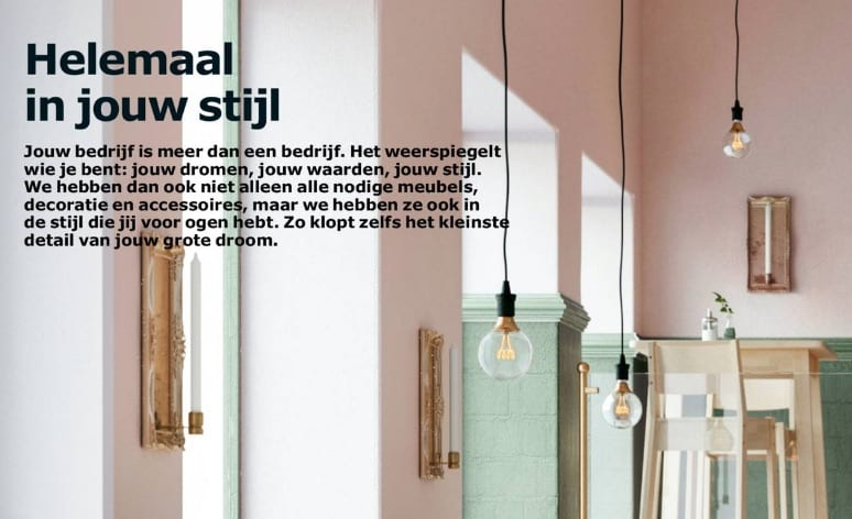 IKEA: misschien we het oudste voorbeeld van een 'jij'-zegger