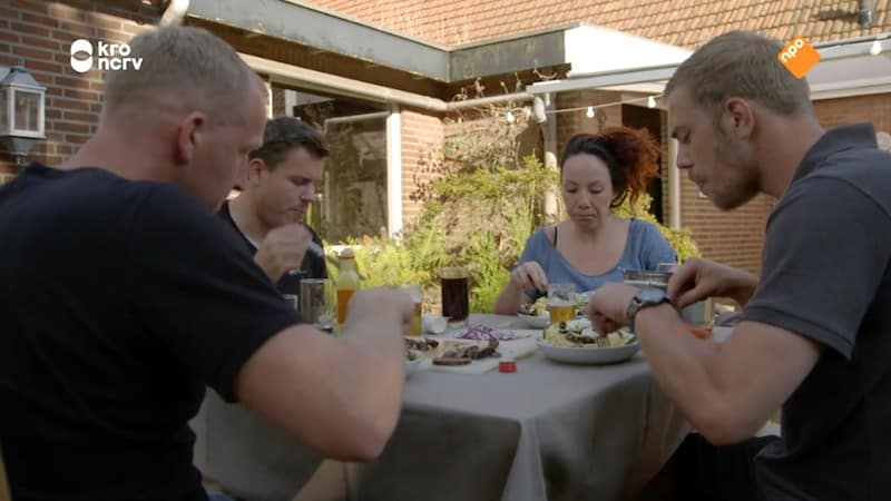 Ongemakkelijke stiltes aan tafel