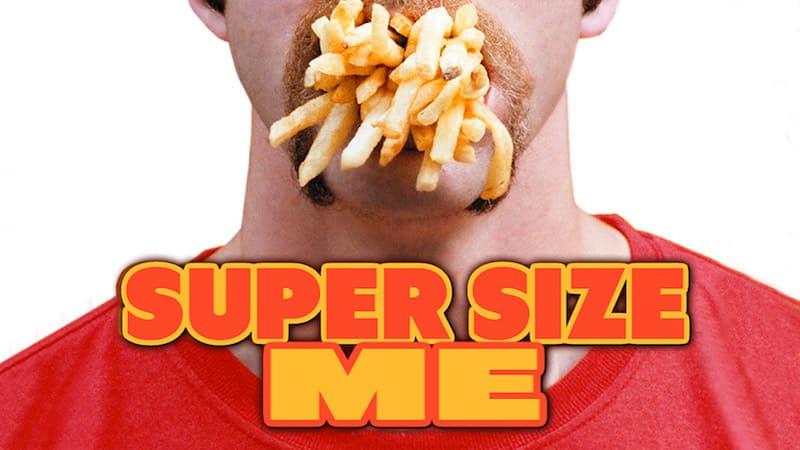 Artikelen langer maken - Super Size Me