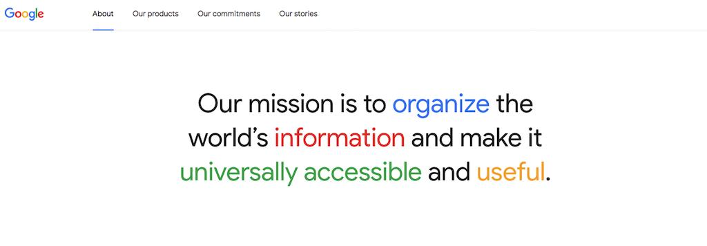 Fabulous tip!) Heldere uitleg over missie en visie (+ voorbeelden) | Doyoucopy &YV41