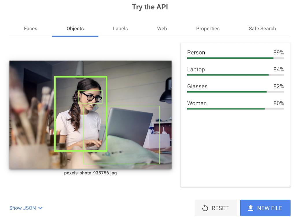 Jawel, Google kan foto's herkennen en doet dat steeds beter!