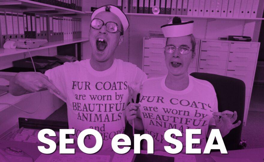 SEO en SEA: wat is het en wat is het verschil?