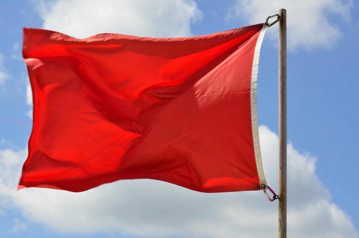rode vlaggen voor zzp'ers