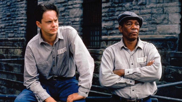 10 levenslessen die je van The Shawshank Redemption kunt leren