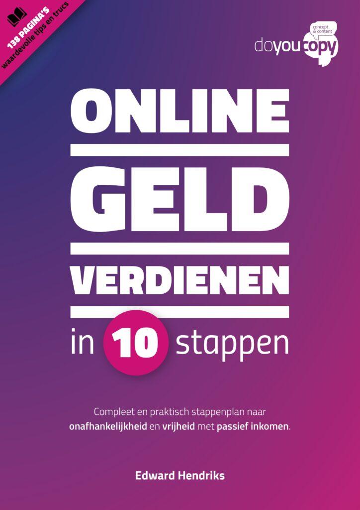 Online geld verdienen – stap voor stap op weg naar meer vrijheid